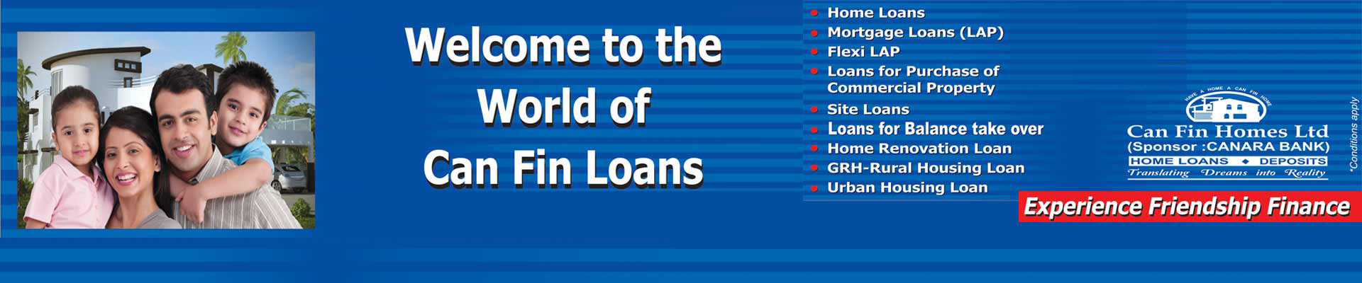 Home Loans India